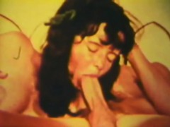 charmingly hot retro fucking