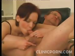 Cock Humping Nurse Julie