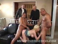 Cock Greedy MILF