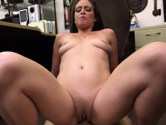 Mature Brunette gets intimate