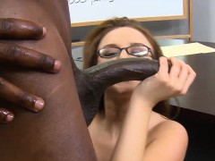 Black Dick Is Too Big For Her