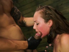 FetishNetwork Charli Acacia bdsm virgin