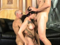 Hoe Tay Vanity Gets Fingered And Throat Fucked