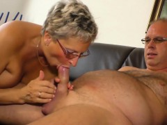 mature couple have sex