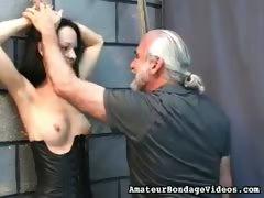 Electro BDSM play