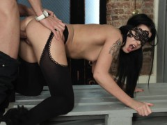 Sofia loves the feeling of power over men her sexy