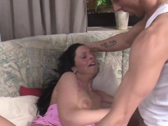 German Wife Enjoys An Awesome Hardcore Pounding