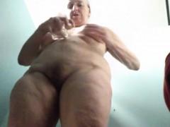 __blonde Granny In Poolcabin, Free Voyeur Porn C0_