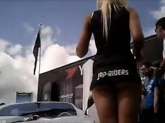 Amateur girls voyeur penetrating in public pl
