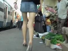 Amateur Girls Voyeur Intercourse In Public Place