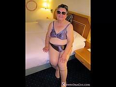 Omageil Amateur Granny Slideshow Photos Collection