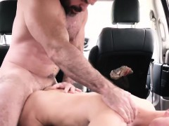 Bear stepdad cum sprays