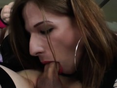 Trans Beauties Enjoy Anal Sex With Each Other
