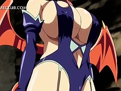 Sexy hentai fairy tit fucking penis in hot anime video