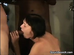 Wife Creampied By Big Black Cock Cuckold