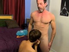 Nasty fuck gay video After his mom caught him penetrating hi