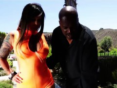 Anal fuck with Lexington Steele and busty brunette Payton