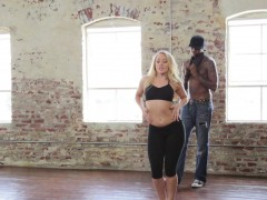 BBC loving dancer riding dick nice and slow