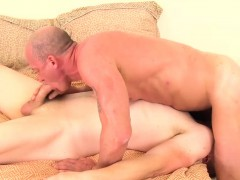 Daddy Jake Barebacks Young Eric West