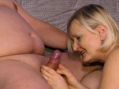 XXX OMAS - Dirty German granny gets fucked deep
