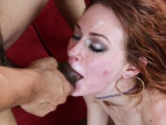 PunishTeens- Horny RedHead Submits To Brutal Fucking Test
