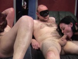 Hot big ass matures get pussy drilled hard in hard gangbang
