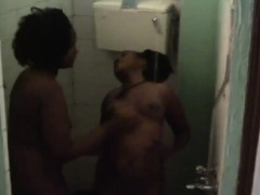 Two Delightful African Lesbians With Amazing Big Asses