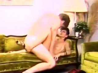 Hairy Vintage Slut Sucks and Fucks by ClassicPornTapes