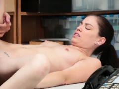 Nubile Teen Thief Does It For The Thrill