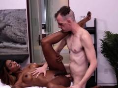 Horny Chad Slams Tgirl Natassia Tight Ass