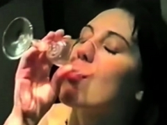 Glasses Of Cum - What I'm Dying To Do (eat, Drink, Swallow)