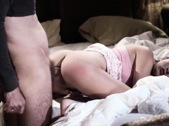 Angry Stepdad Punish Fucked A Stepdaughter Teens Asshole
