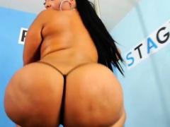 Kinky Big Fat Ebony Bbw Solo
