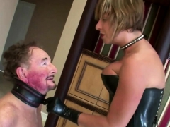 Hot Slave Gets A Lot Of Slaps
