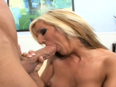 Cuckold Lets Another Man Fuck His Wife