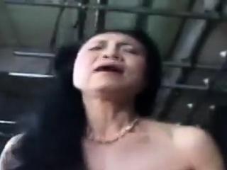 Mature asian hardcore hd
