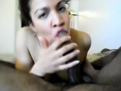Mind Reader Takes Rill Rapz's Huge Black Dick - Mind Reader