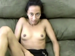 Leah Takes Buck All The Way Down Her Throat - Leah Takes