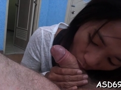 Kinky Asian Girl With Body Curves Plays Hot Games