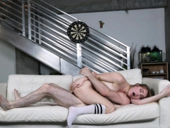 Hair Pulled Teen Drilled