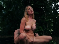 Tit bondage and first rough blowjob Raylin Ann is a sexy, su