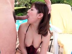 Sexy Milf Riho Mikami Amazing - More At 69avs.com