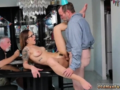 Old mom gets fucked xxx Let's soiree you boss's sons of bitc
