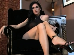 Kinky Marvelous Soothing Foot Fetish Milf