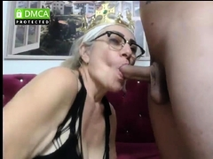 Mature Fetish Threesome