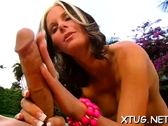Raunchy Brunette Bombshell Phoenix Marie Gets Pounded