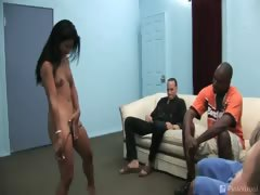The Squad has a cravin' for Asian today, and Lyla Lei is