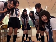 Charming Japanese Schoolgirl Enjoys Getting Treated Hardcore
