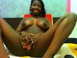 Black Pussy Getting Juicy